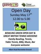 Bowling Green opening party!