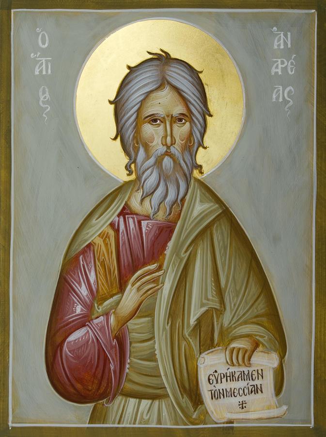 ანდრია პირველწოდებული, მოციქული, პირველწოდებული მოციქული, წმინდათა ცხოვრება, თვენი, მაისი, ქველი, qwelly, may