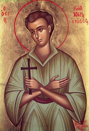იოანე რუსი, წმინდათა ცხოვრება, თვენი, ივნისი, ქველი, qwelly, june