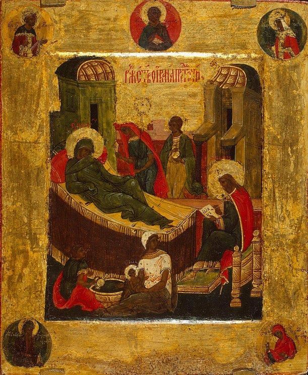 იონე ნათლისმცემლის შობა, წმინდათა ცხოვრება, თვენი, ივლისი, ქველი, qwelly, july