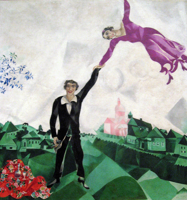 Marc_Chagall, Qwelly, art, გულწრფელი, მხატვრობა, ფერწერა, ხელოვნება, ქველი, xelovneba