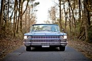 September 2015 Cadillac Spotlight - Martina & Frank Butler 1964 Eldorado