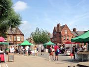Launch day: Noel Park Market