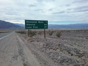 Heading to Stovepipe Wells