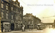 The Beaconsfield and Green Lanes, circa 1910