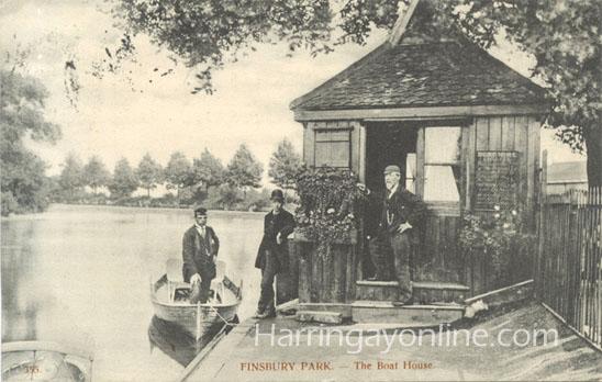 Finsbury Park Boathouse