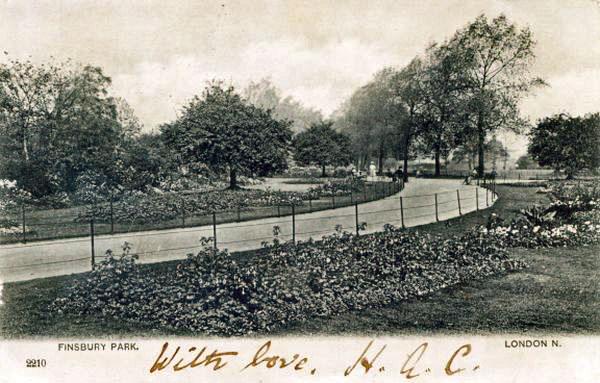 Edwardian Finsbury Park