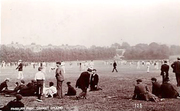 Cricket Ground, Harringay, 1904
