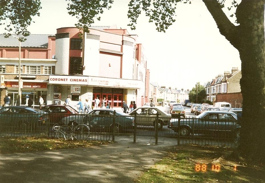 Coronet Cinema, Duckett's Green