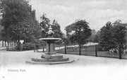 Fountain, Finsbury Park