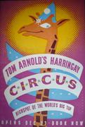 Harringay Circus Flyer, 1954-55