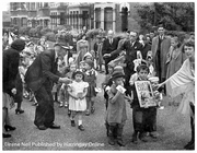VE Day on Frobisher Road
