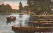 Boating Lake Finsbury Park