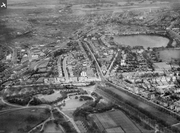Harringay from the air, 1930 (7 of 11)