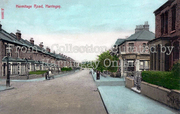 Hermitage Road c1905