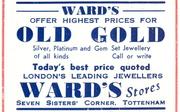 1944 Wards Stores Tottenham