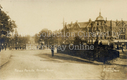 At the Foot of Muswell Hill circa 1905