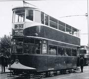 L.C.C. Tramways No.1 - London's last 1st generation tram