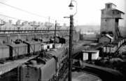 Hornsey Loco Shed 1960