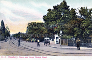 Seven Sisters' Road & Woodberry Down circa 1910