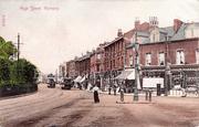 High Street Hornsey, circa 1905
