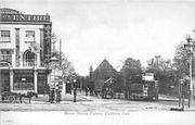 Manor House Corner, circa 1905