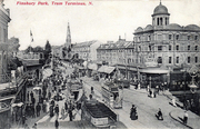 Historical Images of Finsbury Park Town