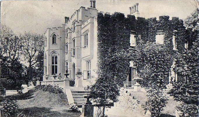 Southwood Hall, Home of Builder of The Gardens
