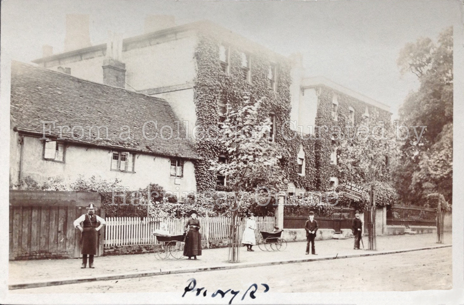 Priory Road Hornsey, c1890