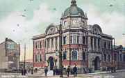 Wood Green Library c1910