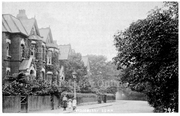 Woodberry Down, c1905
