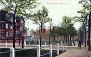 Priory Road c1905