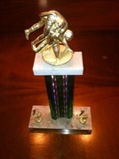 Rejects Bowl Mania Trophy