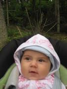 Aurelia in forest