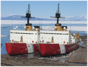 Polar icebreakers