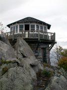 Mt Cammerer Firetower