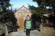 Alum cave LeConte Bullhead trail 046