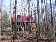 Our new Cosby Creek Rental Cabin