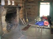 Martin's Fork Cabin Interior