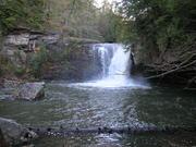 Savage Creek Falls