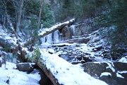 Frozen Anakeesta Falls