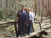 Walker Sisters Cabin Trail