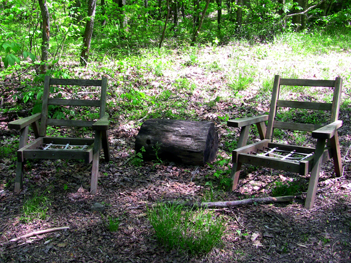 Old Chairs elkmont