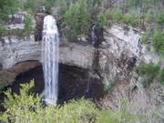 Fall Creek Falls and Coon Creek Cascade