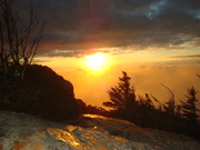 Sunrise at Myrtle Point