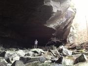 Quilliam cave