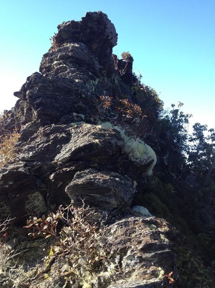 BDH ridge