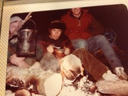 Haw Gap  - 1979 college days  bxpxing