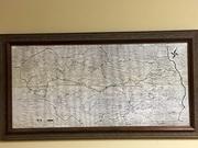 GSMNP Trail Map 1970s