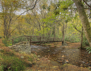 Bridge to Boogerman's Trail